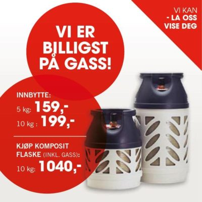 gassflasker